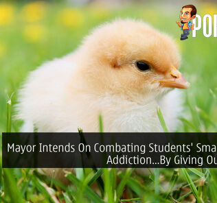 Mayor Intends On Combating Students' Smartphone Addiction...By Giving Out Chicks 23