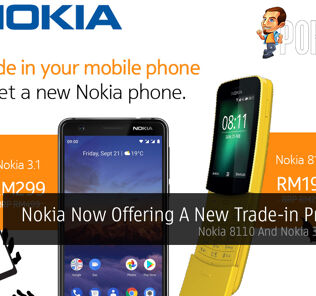 Nokia Now Offering A New Trade-in Program — Nokia 8110 And Nokia 3.1 On Offer 39