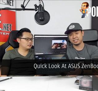 PokdeLIVE 39 — Quick Look At ASUS ZenBook Duo! 36
