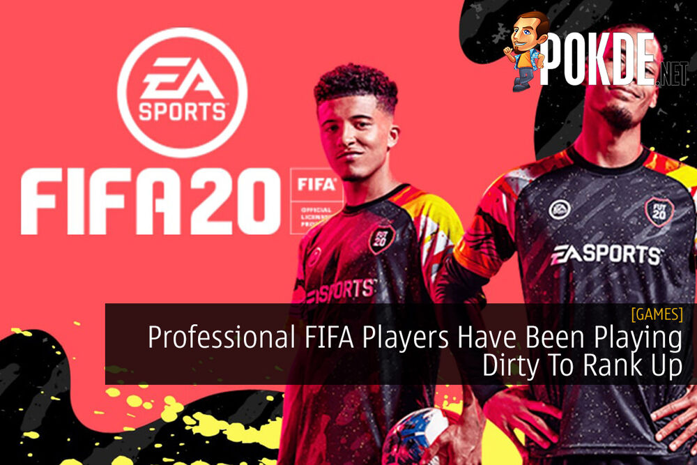 Professional FIFA Players Have Been Playing Dirty To Rank Up 16