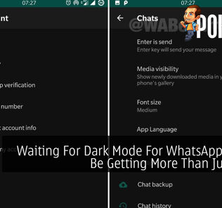 Waiting For Dark Mode For WhatsApp? You'll Be Getting More Than Just That 27