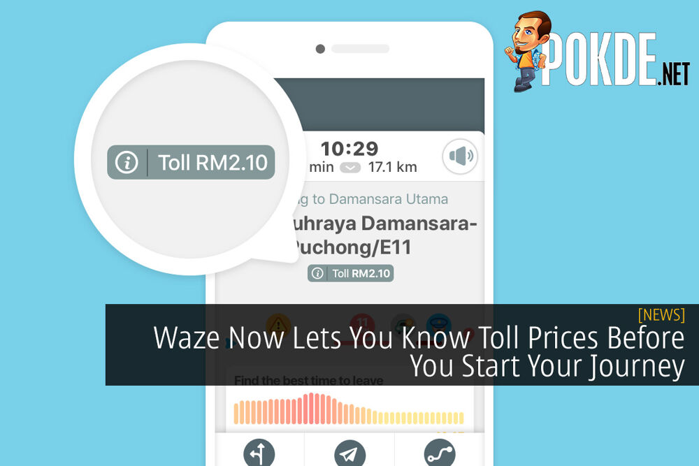 Waze Now Lets You Know Toll Prices Before You Start Your Journey 19