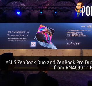 ASUS ZenBook Duo and ZenBook Pro Duo priced from RM4699 in Malaysia 30