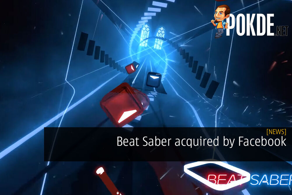Beat Saber acquired by Facebook 32