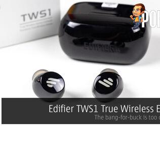 Edifier TWS1 True Wireless Earbuds Review 28