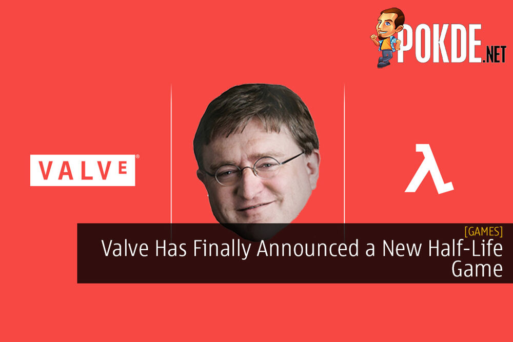 Valve Has Finally Announced a New Half-Life Game