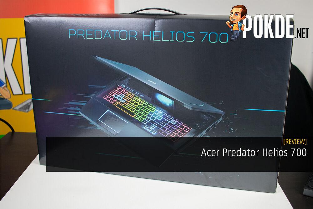 Acer Predator Helios 700 Review