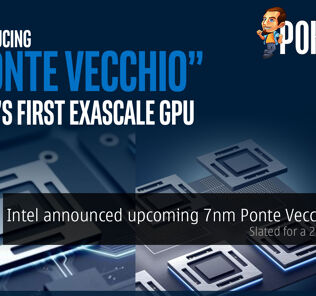 Intel announced upcoming Ponte Vecchio GPU based on 7nm — slated for a 2021 launch 16