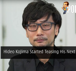 Hideo Kojima Has Started Teasing His Next Project