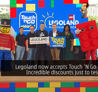 Legoland now accepts Touch 'N Go eWallet - Incredible discounts just to test it out! 24
