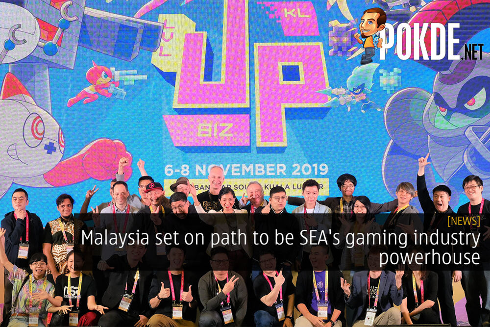 Malaysia set on path to be SEA's gaming industry powerhouse 18