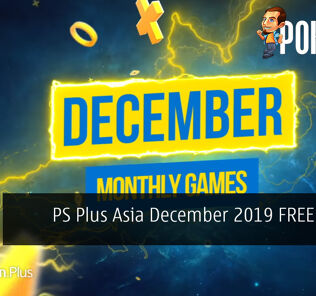 PS Plus Asia December 2019 FREE Games Lineup