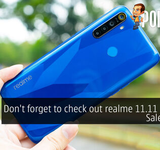 Don't forget to check out realme 11.11 Lazada Sale deals! 18