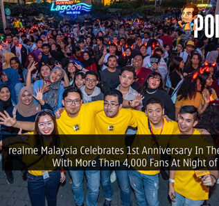 realme Malaysia Celebrates 1st Anniversary In The Country With More Than 4,000 Fans At Night of Frights 7 21
