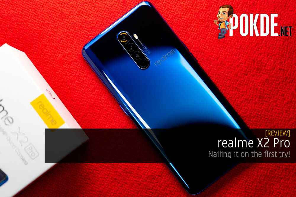 realme X2 Pro Review — nailing it on the first try! 23