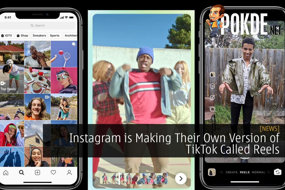 Instagram is Making Their Own Version of TikTok Called Reels