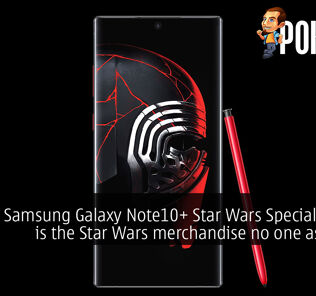 Samsung Galaxy Note10+ Star Wars Special Edition is the Star Wars merchandise no one asked for 21