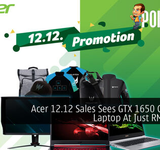 Acer 12.12 Sales Sees GTX 1650 Gaming Laptop At Just RM2,999! 25
