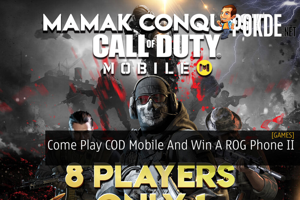 Come Play COD Mobile And Win A ROG Phone II 21