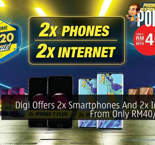 Digi Offers 2x Smartphones And 2x Internet From Only RM40/month 21