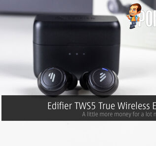 Edifier TWS5 True Wireless Earbuds Review — a little more money for a lot more sound 34