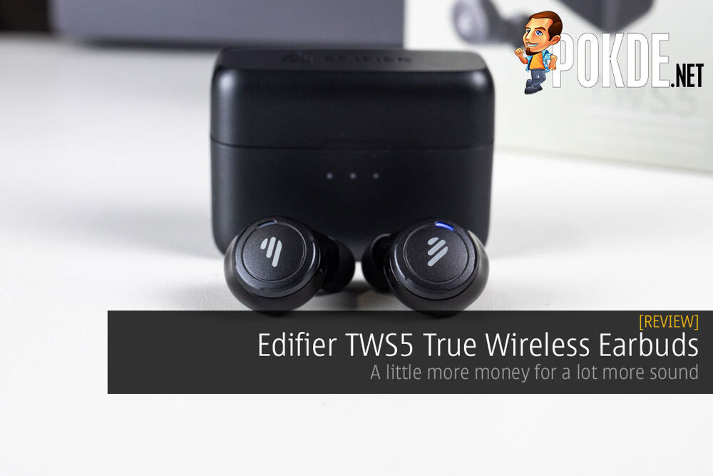Edifier TWS5 True Wireless Earbuds Review — a little more money for a lot more sound 16