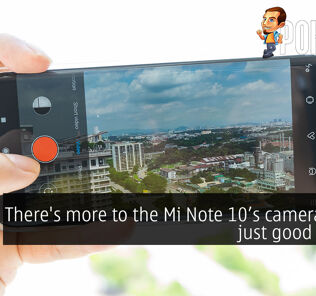 There's more to the Mi Note 10's cameras than just good photos 17