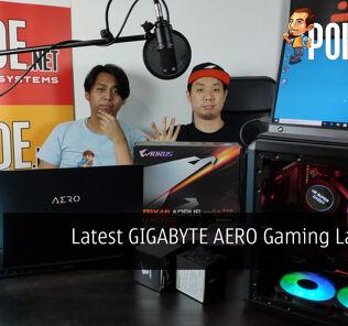 PokdeLIVE 42 — Latest GIGABYTE AERO Gaming Laptops! 24