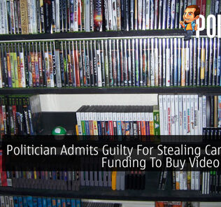 Politician Admits Guilty For Stealing Campaign Funding To Buy Video Games 25