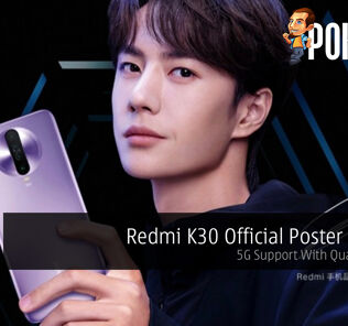 Redmi K30 Official Poster Leaked — 5G Support With Quad Cameras 22