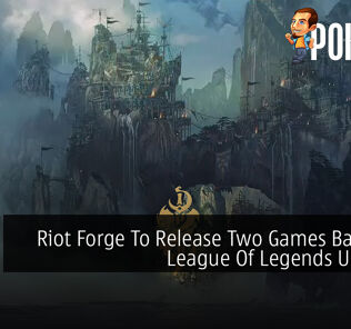 Riot Forge To Release Two Games Based On League Of Legends Universe 23