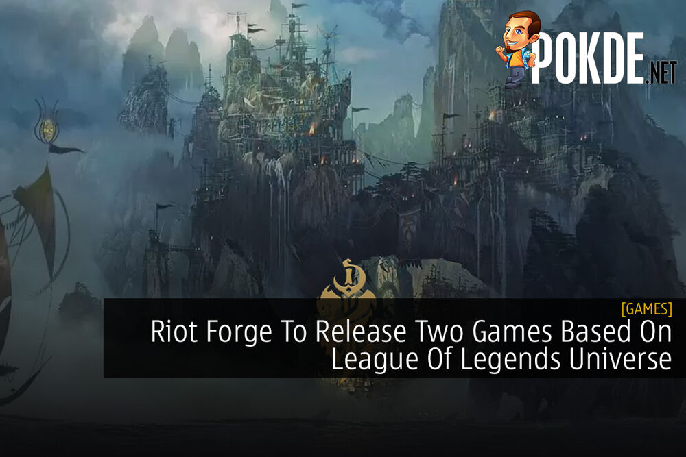 Riot Forge To Release Two Games Based On League Of Legends Universe 21