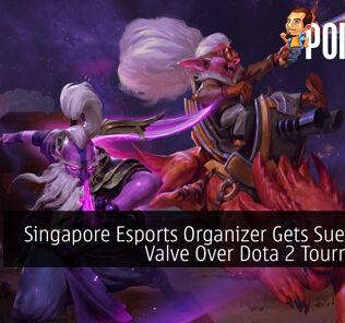 Singapore Esports Organizer Gets Sued From Valve Over Dota 2 Tournament 21