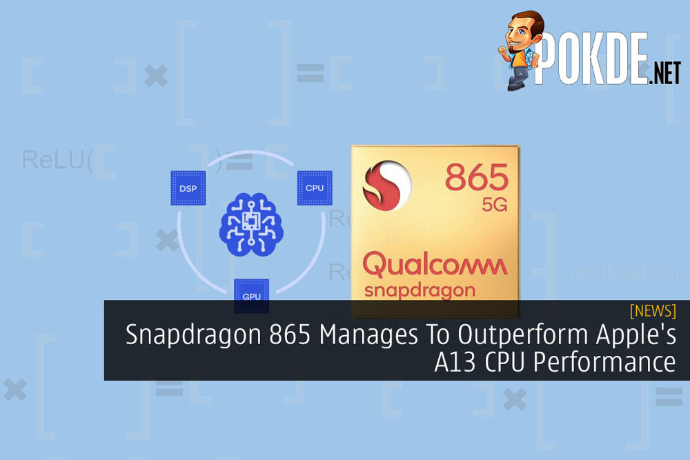 Snapdragon 865 Manages To Outperform Apple's A13 CPU Performance 18
