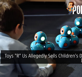 """Toys """"R"""" Us Allegedly Sells Children's Data For Income 20"""