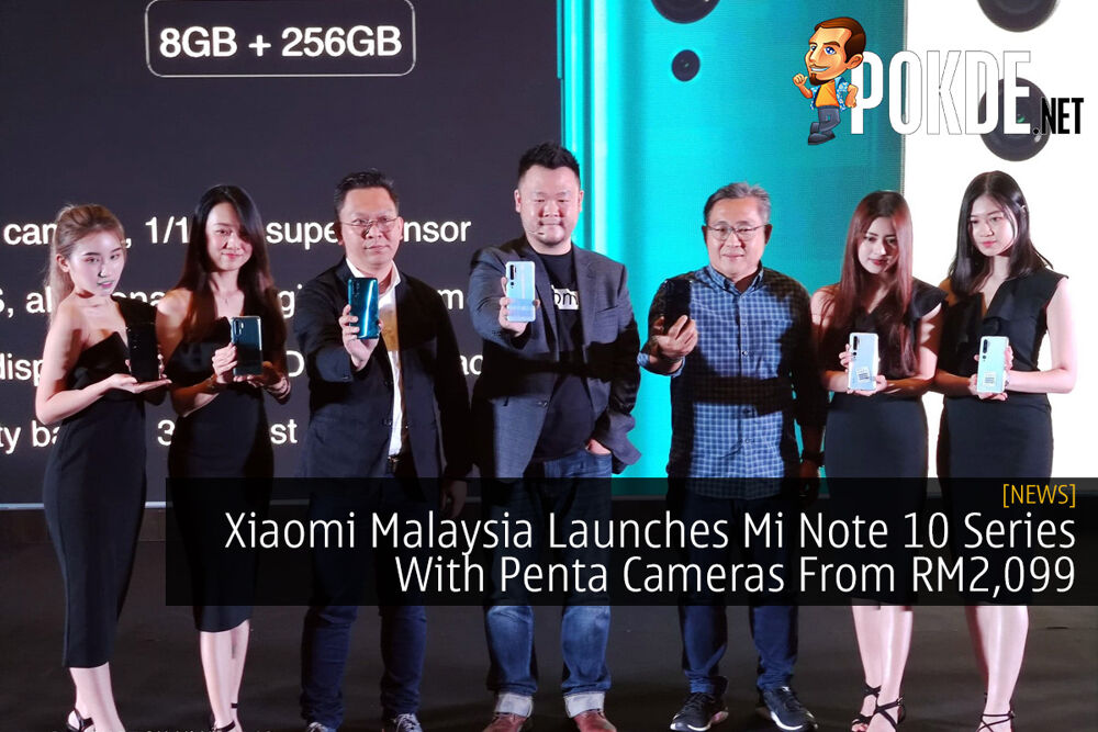 Xiaomi Malaysia Launches Mi Note 10 Series With Penta Cameras From RM2,099 21