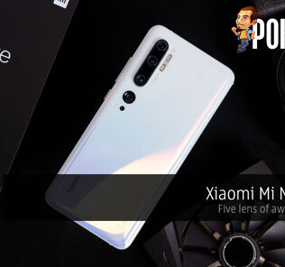 Xiaomi Mi Note 10 Review — five lens of awesomeness 29