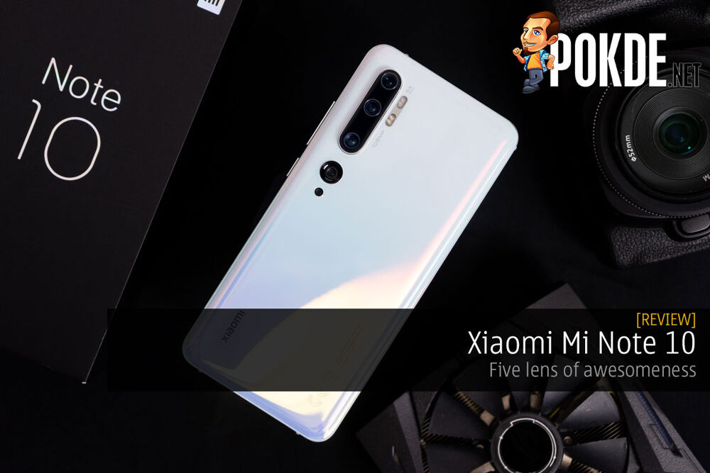 Xiaomi Mi Note 10 Review — five lens of awesomeness 16
