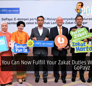 You Can Now Fulfill Your Zakat Duties With The GoPayz Ewallet 22