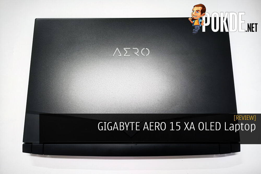 GIGABYTE AERO 15 XA OLED Laptop Review