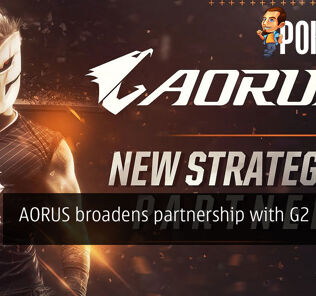 AORUS broadens partnership with G2 Esports 23