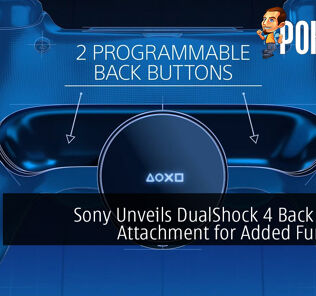 Sony Unveils DualShock 4 Back Button Attachment for Added Functions