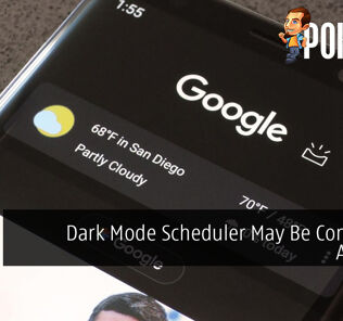 Dark Mode Scheduler May Be Coming to Android