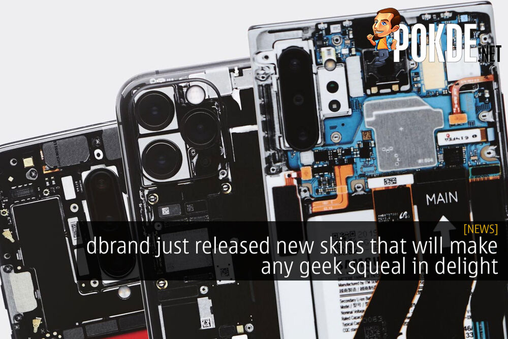dbrand just released new skins that will make any geek squeal in delight 16