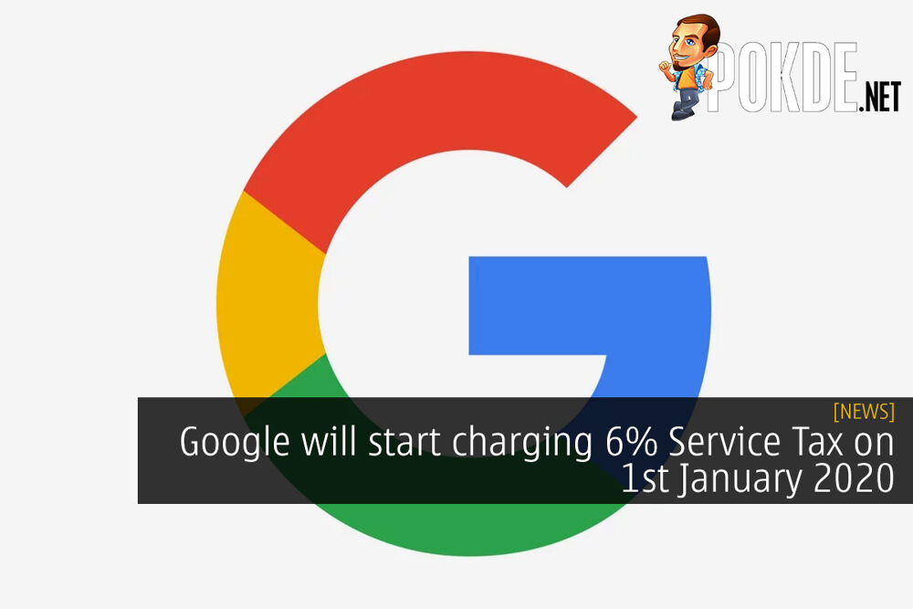 Google will start charging 6% Service Tax on 1st January 2020 32