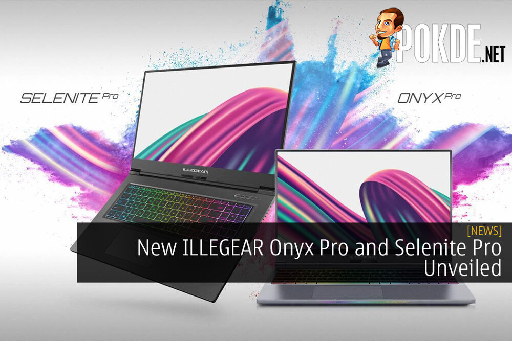 New ILLEGEAR Onyx Pro and Selenite Pro Unveiled - For Gamers and Professionals