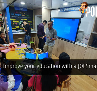 Improve your education with a JOI Smartboard 30