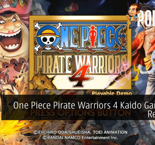 One Piece Pirate Warriors 4 Kaido Gameplay Revealed