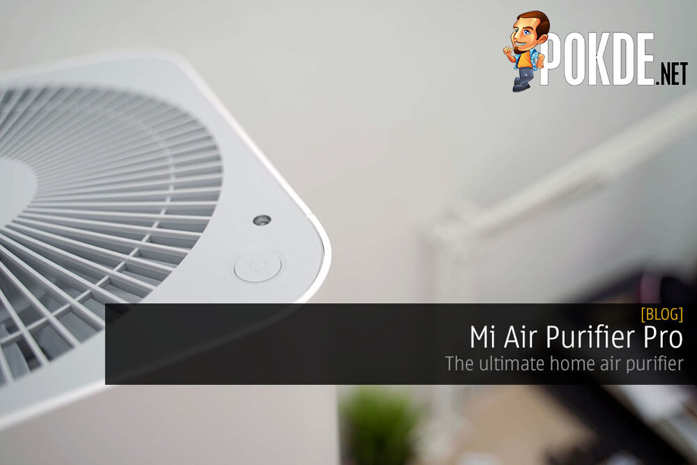 Mi Air Purifier Pro, the ultimate home air purifier 23
