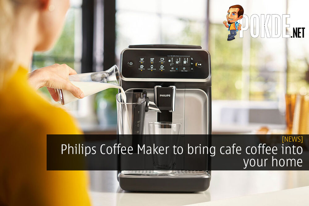 Philips Coffee Maker to bring cafe-grade coffee into your home 18